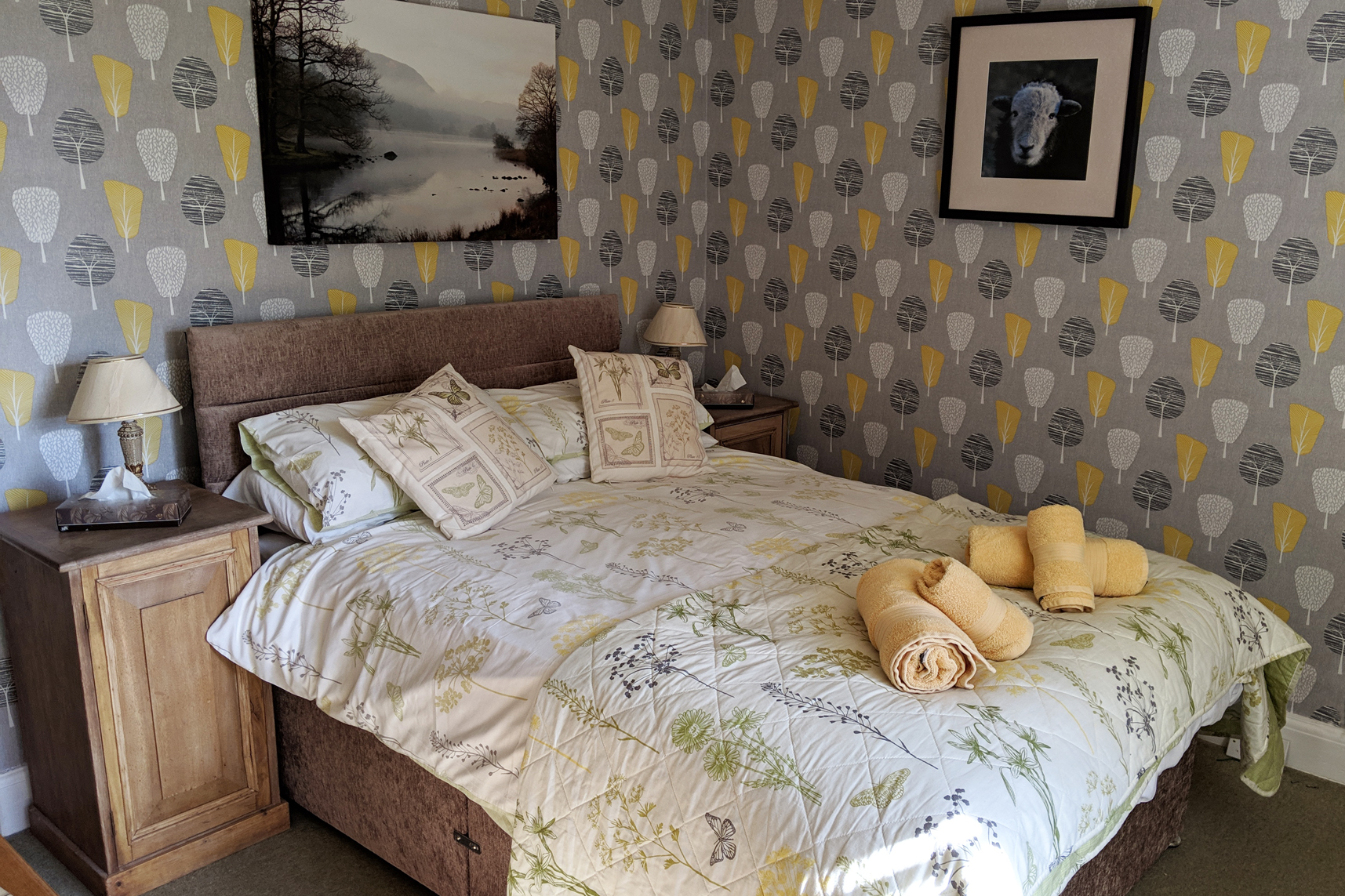 Self Catering accommodation at Betty Fold near Hawkshead