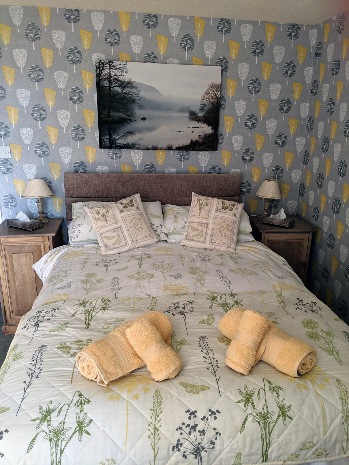 Self Catering Apartment near Hawkshead English Lake District