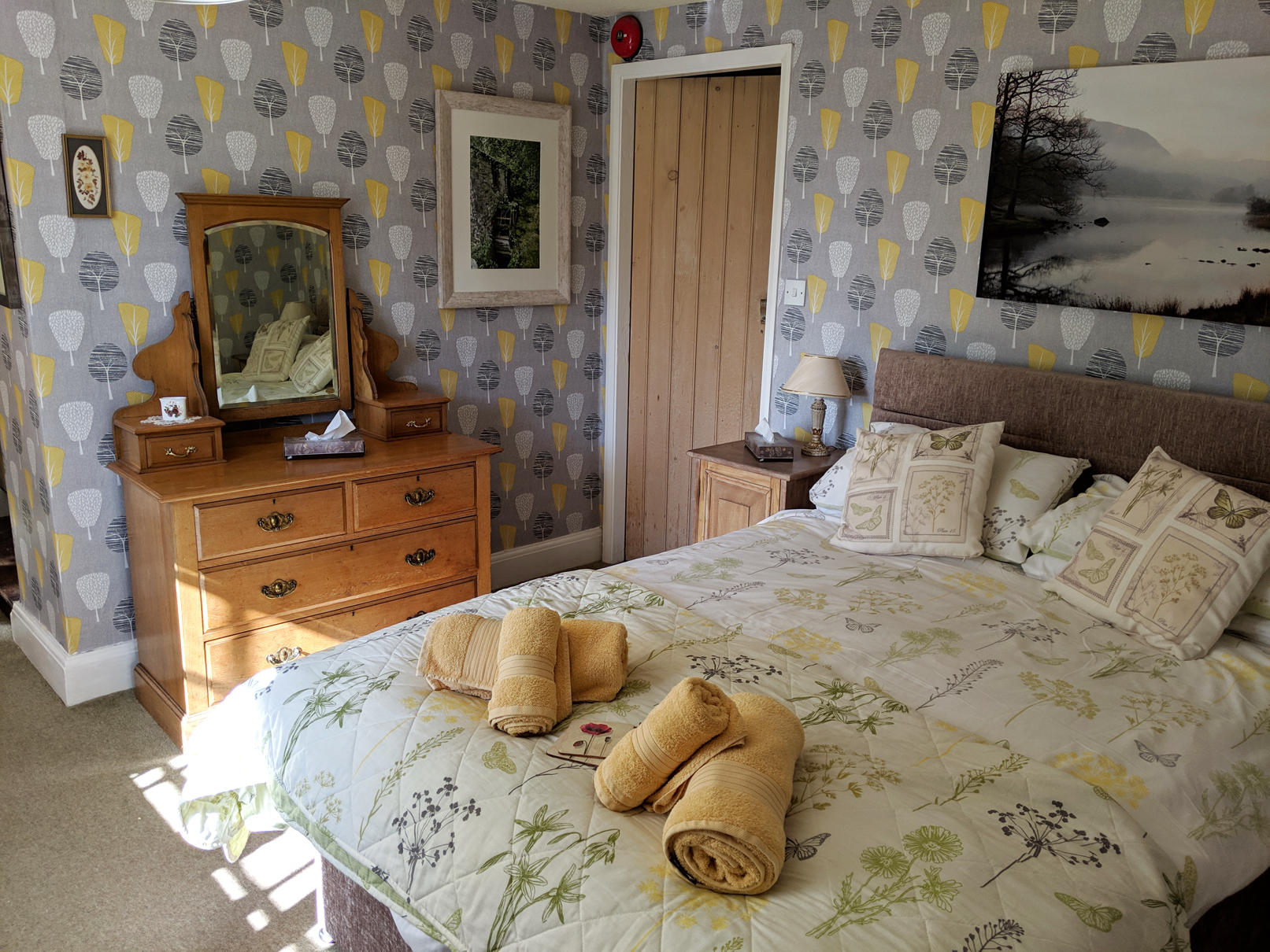 Self Catering Apartment near Hawkshead