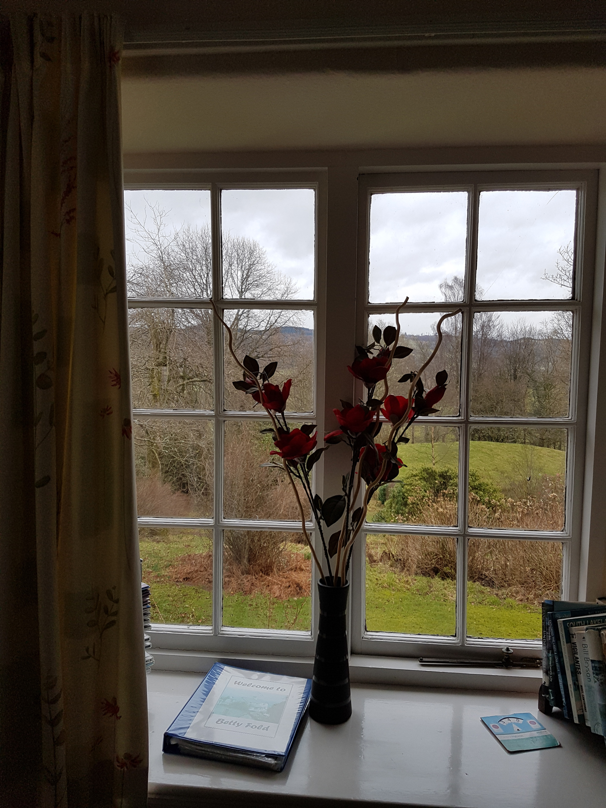 Betty Fold Apartment Self Catering Holidays near Hawkshead