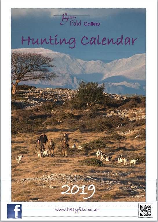 Calendars from Betty Fold Gallery