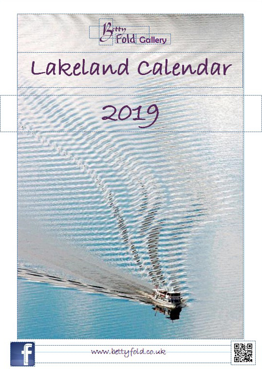 Lake District Calendars from Betty Fold Gallery