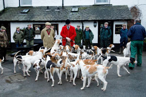 Troutbeck Mayors Hunt by Betty Fold Gallery