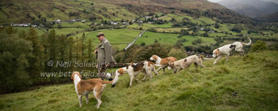 Troutbeck Hunting by Betty Fold Gallery