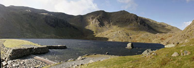 Levers Water panorama Images of Lakeland