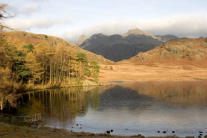 Images of Lakeland Blea Tarn by Betty Fold Gallery