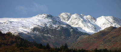 Images of Lakeland Crinkle Crags by Betty Fold Gallery