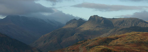 Great Langdale Images by Neil Salisbury