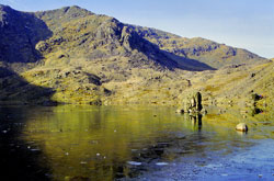 Lakeland Scenes Levers Water by Neil Salisbury