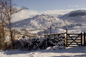 Lakleland winter images little langdale neil salisbury