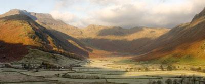 Lake District Images by Neil Salisbury Mickleden