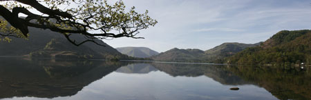 Lakeland Images Ullswater panorama by Betty Fold Gallery