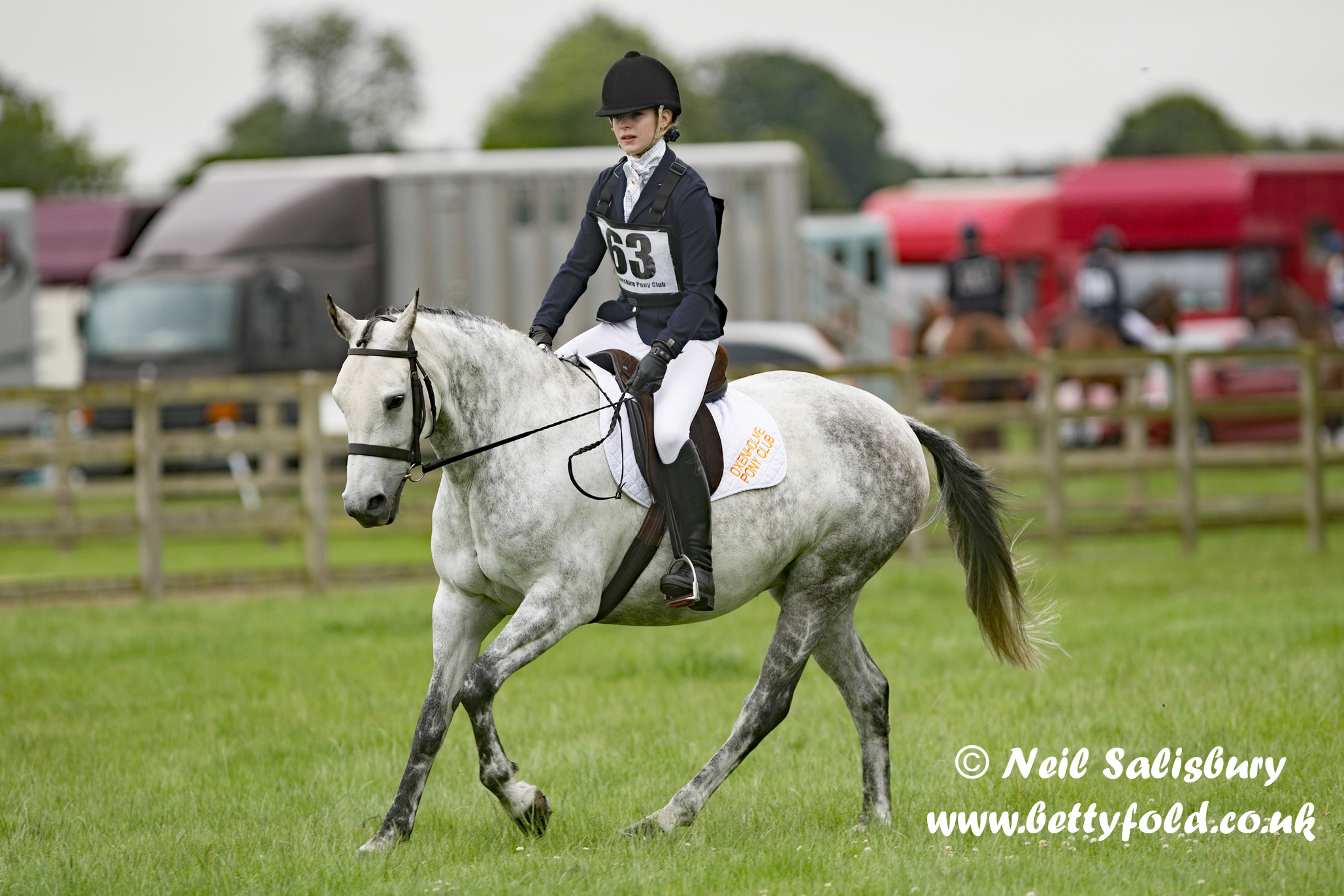 Oxenholme Pony Club Photographs by Betty Fold Gallery
