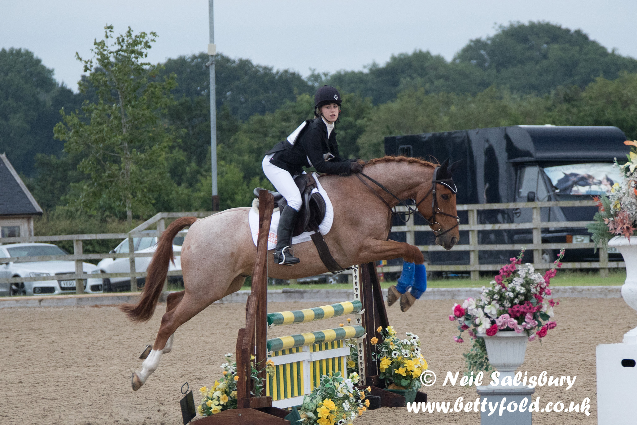 Oxenholme Pony Club Competition Photographs