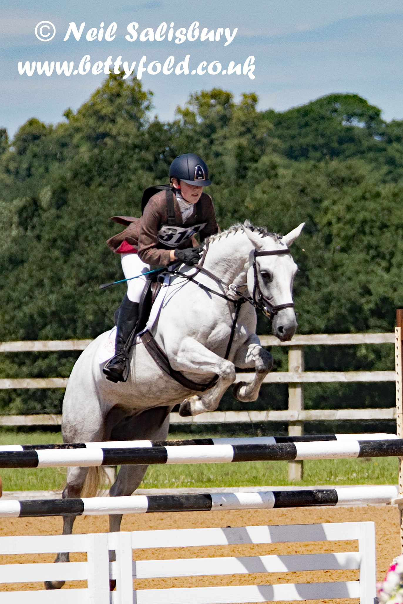 Oxenholme Pony Club Eventing