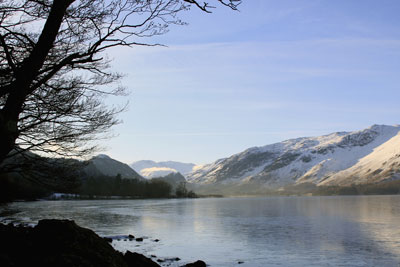 Derwentwater photographs by Betty Fold Gallery