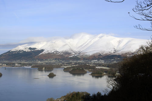 Skiddaw photographs by Betty Fold Gallery