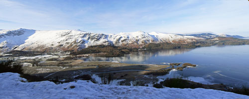 Lakeland Winter photography by Betty Fold Gallery