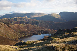 Grasmere Fells images by Betty Fold Gallery
