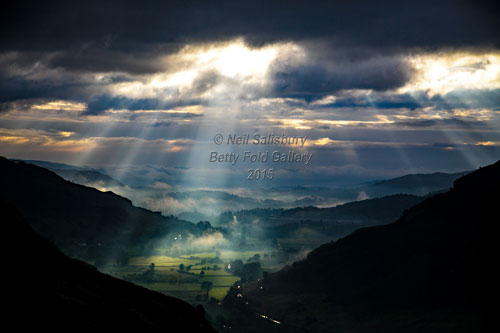 Langdale Photograhy by Neil Salisbury Betty Fold Gallery