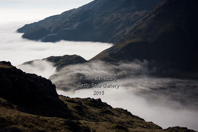 Coniston Mountain pictures by Betty Fold Gallery