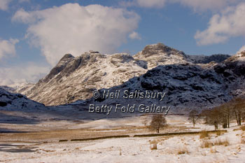 Langdale Pikes Images by Betty Fold Gallery